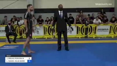 JOSÉ BRUNO PEREIRA MATIAS vs LUCAS DANIEL SILVA BARBOSA 2021 Pan IBJJF Jiu-Jitsu No-Gi Championship
