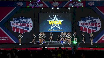 World Class All Stars Queens [2020 L2 Small Junior D2 Day 1] 2020 NCA All-Star Nationals