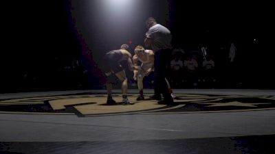 141 lbs - Logan Brown (Army) vs Ryan Pomrinca (Lehigh)