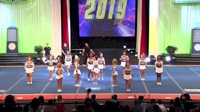 Valley Elite All Stars - BIG RED [2019 L5 Senior X-Small Finals] 2019 The Cheerleading Worlds