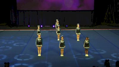 Royal Braves Cheer Athletics - Diamonds [2020 L1 Performance Rec - Non-Affiliated (12Y - Small)] 2020 The Quest