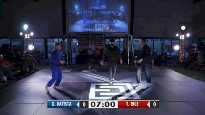 Gustavo Batista vs Tanner Rice 3CG Kumite II