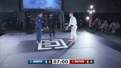 Fellipe Andrew vs Jake Watson 3CG Kumite II