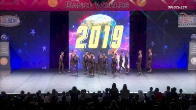 A Look Back At The Dance Worlds 2019 - Senior Small Jazz Medalists