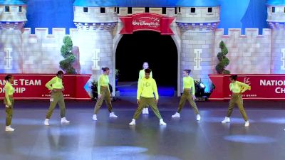 Choctawhatchee High School [2020 Small Hip Hop Finals] 2020 UDA National Dance Team Championship