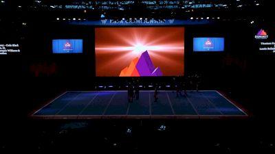 Titanium Force Cheer - Code Black [2021 L4 Senior - Medium Finals] 2021 The D2 Summit
