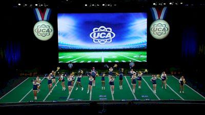 Elkhart High School [2021 Small Coed Game Day Finals] 2021 UCA National High School Cheerleading Championship