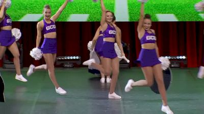 Grand Canyon University [2020 Division I Dance Game Day Semis] 2020 UCA & UDA College Nationals