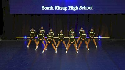 Elkhorn South High School [2020 Small Hip Hop Prelims] 2020 UDA National Dance Team Championship