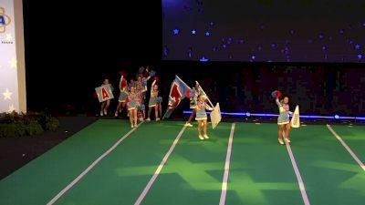 Southside High School [2020 Super Non Tumbling Game Day Semis] 2020 UCA National High School Cheerleading Championship