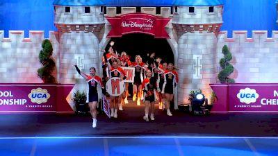 Union-Endicott High School [2020 Medium Varsity Division II Finals] 2020 UCA National High School Cheerleading Championship
