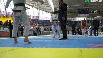 Isaac Doederlein vs Paulo Miyao 2019 IBJJF Brasileiros Highlight