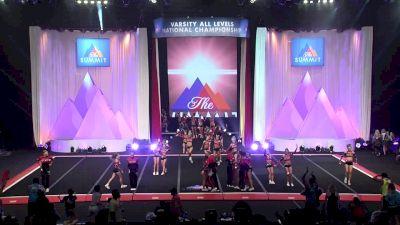 Stars Vipers - San Antonio - Royal Cobras [2019 L5 Large Senior Restricted Coed Semis] 2019 The Summit