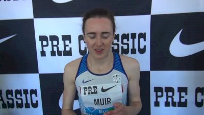 Laura Muir Gives Herself A 9 Out Of 10