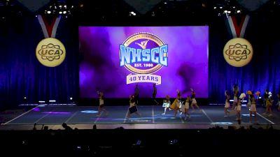 Live Oak Junior High School [2020 Small Junior High Finals] 2020 UCA National High School Cheerleading Championship