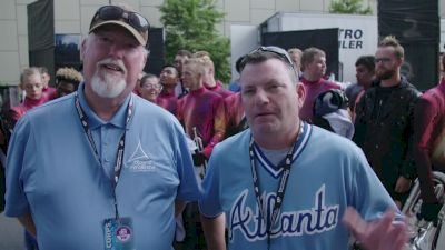Spirit Of Atlanta's Directors Bring Their Corps Home