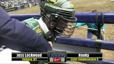 Jess Lockwood Extends World Standings Lead With This Ride