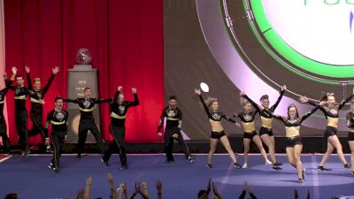 Pirates Athletics - Black Flag (Canada) [2019 L6 International Open Large Coed Finals] 2019 The Cheerleading Worlds