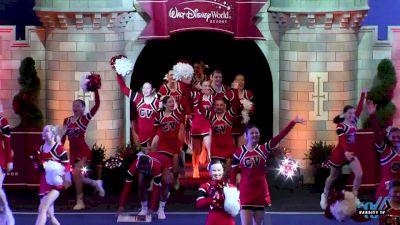 Cumberland Valley High School [2019 Super Varsity Division I Semis] 2019 UCA National High School Cheerleading Championship