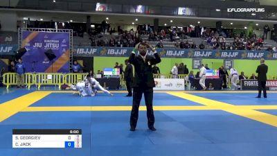 S. Georgiev vs C. Jack 2019 IBJJF European Championship