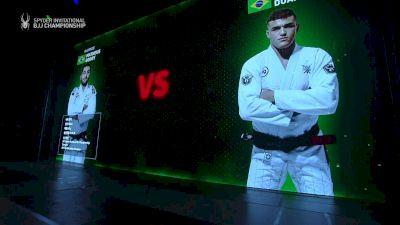 Matheus Godoy vs Kaynan Duarte +76kg Spyder Invitational BJJ Championship