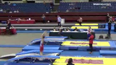 Jackson  Keller  - Double Mini Trampoline, Southlake Gymnastics Academy  - 2021 Region 3 T&T Championships