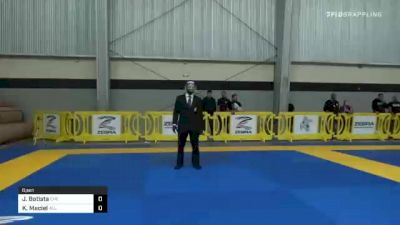 Jackson Batista vs Kennedy Maciel 2020 American National IBJJF Jiu-Jitsu Championship