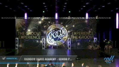 Rainbow Dance Academy - SENIOR POM [2021 Senior - Pom - Small Day 1] 2021 Groove Dance Nationals
