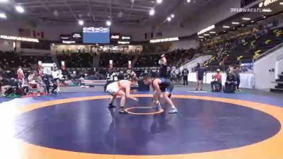 86 kg Consolation - Dalton Swayze, Washington vs Robert Patrick, Cavalier Wrestling Club