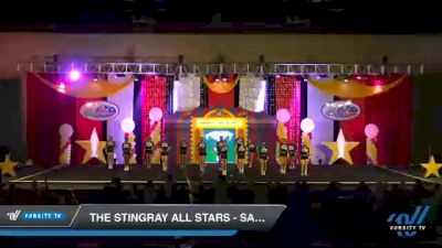 The Stingray All Stars - Sapphire [2020 L4 Senior - Small Day 2] 2020 All Star Challenge: Battle Under The Big Top