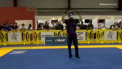 CHRISTOPHER WILLIAM HARGETT vs Juan Cleber 2020 Houston International Open IBJJF Jiu-Jitsu Championship