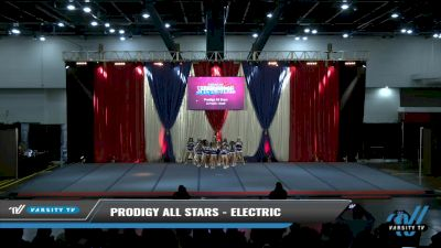 Prodigy All Stars - Electric [2021 L3 Youth - Small Day 2] 2021 The American Spectacular DI & DII