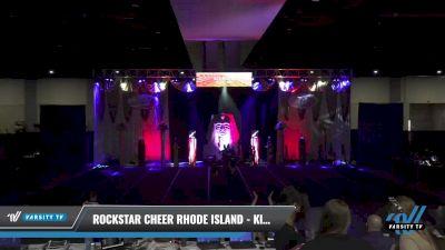 Rockstar Cheer Rhode Island - Kid Rock [2021 L2 Junior - Small Day 2] 2021 Queen of the Nile: Richmond