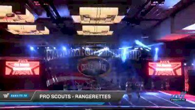Pro Scouts - Rangerettes [2021 L3 Junior - D2 - B Day 2] 2021 ACP Southern National Championship