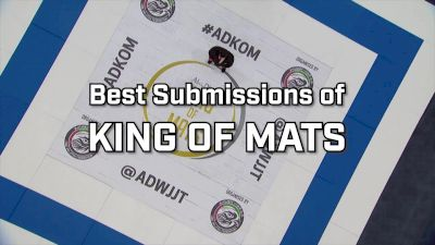You Choose! Vote For The Best Submission from King of Mats Los Angeles
