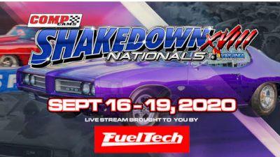 Full Replay | Shakedown Nationals XVIII 9/20/20