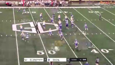 Replay: Booker T. HS vs Sterling HS - 2021 Washington vs Sterling | Sep 10 @ 7 PM
