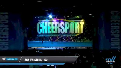 ACX Twisters - C2 [2021 L2 Youth - Small - A Day 2] 2021 CHEERSPORT National Cheerleading Championship