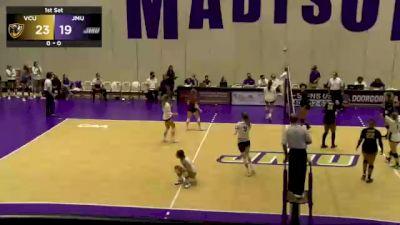 Replay: VCU vs James Madison | Aug 28 @ 12 PM