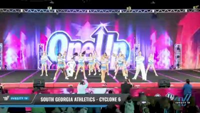 South Georgia Athletics - Cyclone 6 [2021 L6 Senior Coed - Small Day 1] 2021 One Up National Championship
