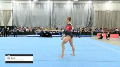 Ellie Black - Floor, Halifax Alta Gymnastics Club - 2019 Canadian Gymnastics Championships