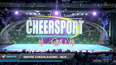 Empire Cheerleading - Moxie Black [2020 Mini 1 D2 Day 2] 2020 CHEERSPORT National Cheerleading Championship