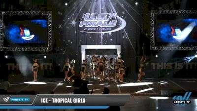 ICE - Tropical Girls [2021 L2.2 Junior - PREP Day 1] 2021 The U.S. Finals: Louisville