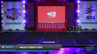 - MADD Cheer Fury [2019 Tiny 1 Day 1] 2019 NCA North Texas Classic