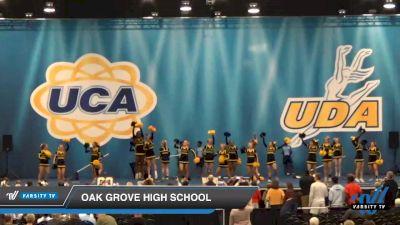 Oak Grove High School [2019 Game Day Varsity (20u) Day 2] 2019 UCA Dixie Championship