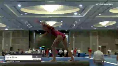 Laura Burns - Beam, IOWA STATE - 2019 Cancun Classic