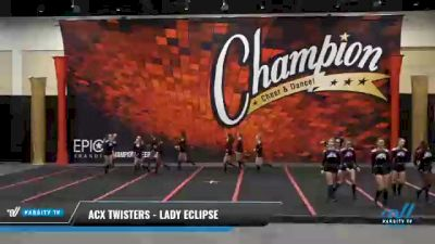 ACX Twisters - Lady Eclipse [2021 L4.2 Senior] 2021 Wolfpack Championship