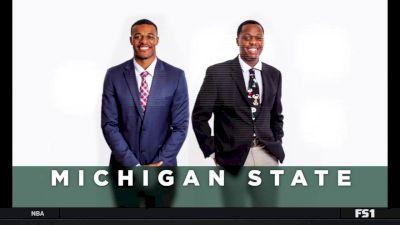 Full Replay - Illinois vs Michigan State - Illinois vs Michigan St.