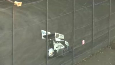 Full Replay | USAC West Coast Sprints at Bakersfield 9/18/21 (Part 1)