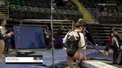 Sofia Obregon - Bars, JamJev Gymnastics